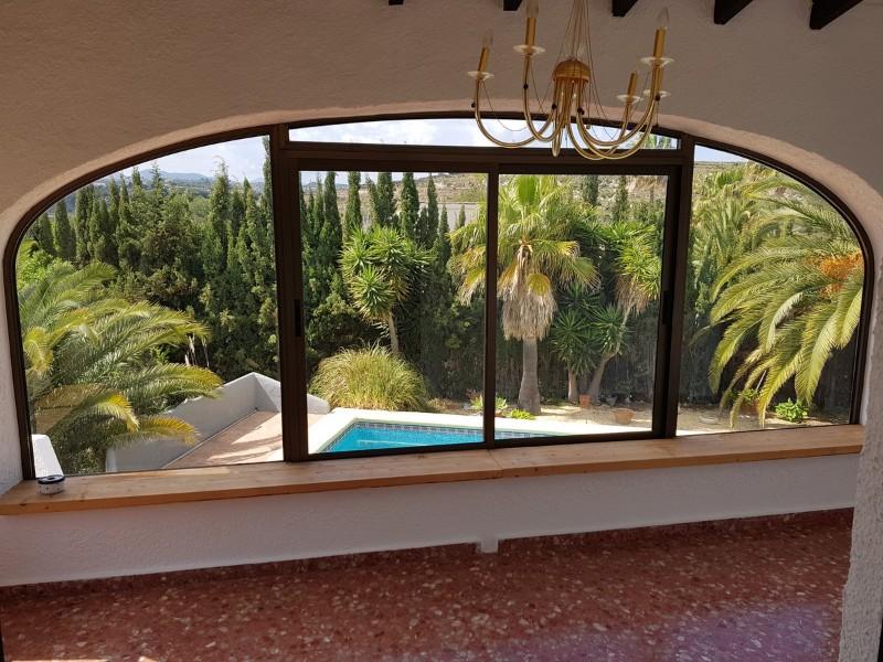 Villa  in Moraira, Costa Blanca (cbde1265) - 4