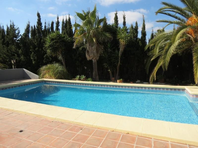 Villa  in Moraira, Costa Blanca (cbde1265) - 3