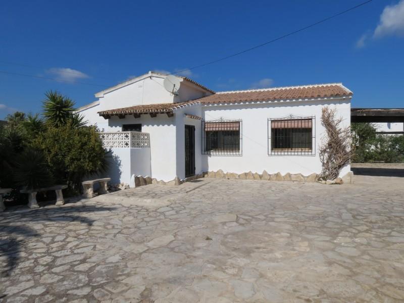 Villa  in Moraira, Costa Blanca (cbde1265) - 6
