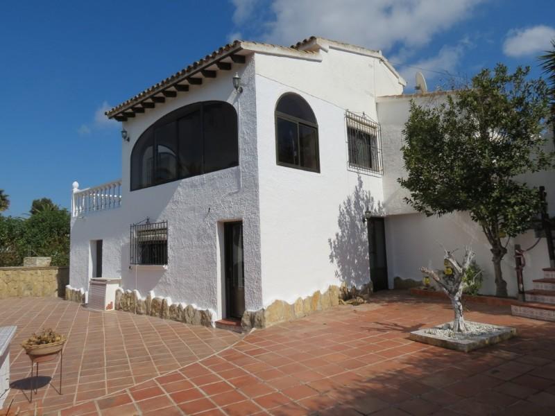 Villa  in Moraira, Costa Blanca (cbde1265) - 7