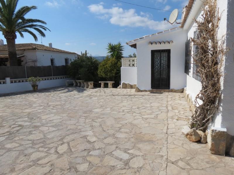 Villa  in Moraira, Costa Blanca (cbde1265) - 9