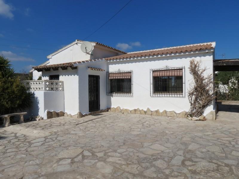 Villa  in Moraira, Costa Blanca (cbde1265) - 27