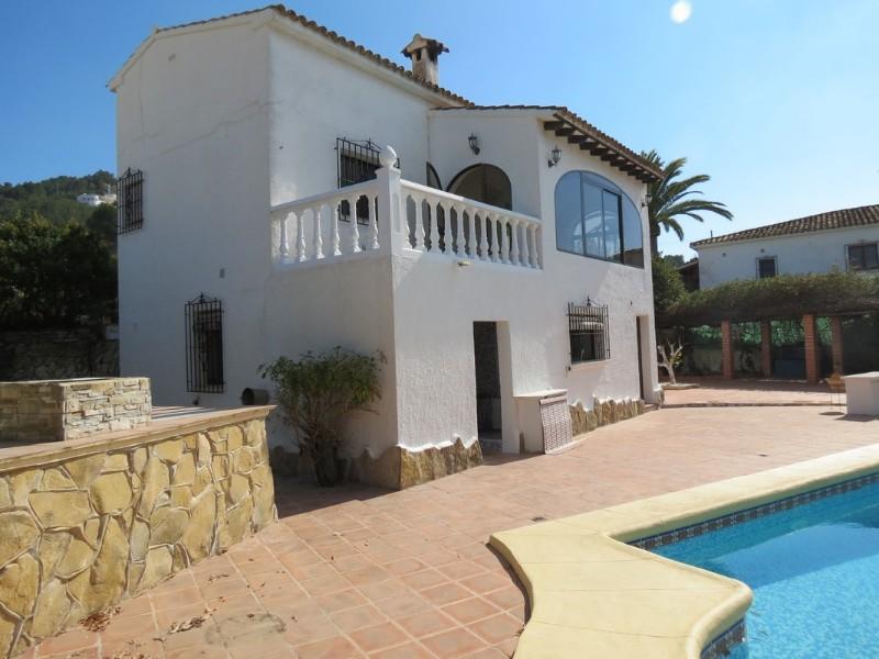 Villa  in Moraira, Costa Blanca (cbde1265) - 26