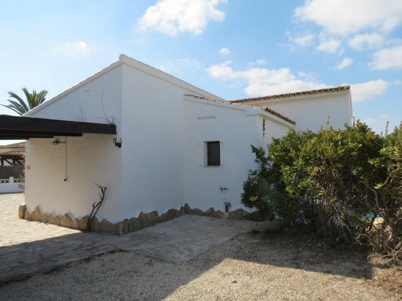 Villa  in Moraira, Costa Blanca (cbde1265) - 28