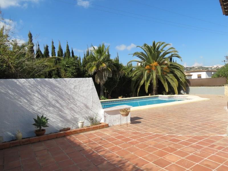 Villa  in Moraira, Costa Blanca (cbde1265) - 33