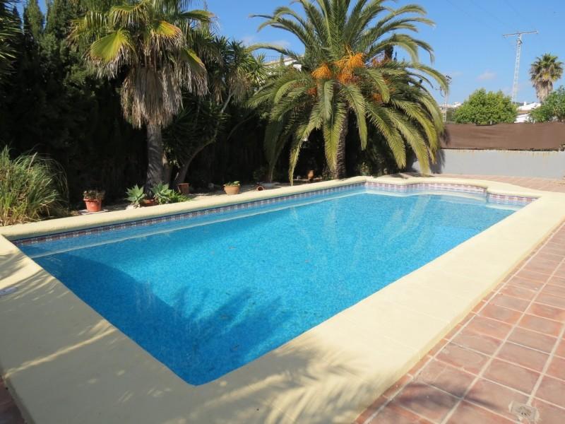 Villa  in Moraira, Costa Blanca (cbde1265) - 32