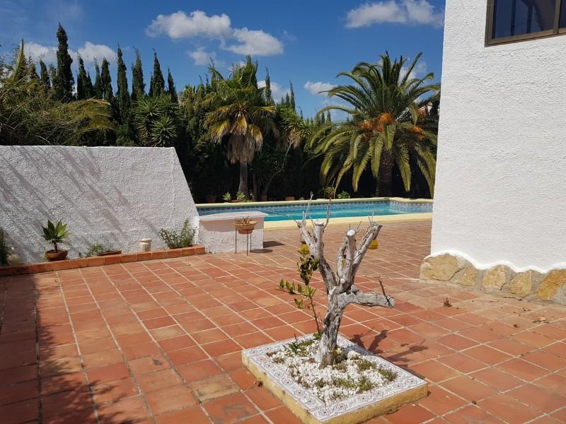 Villa  in Moraira, Costa Blanca (cbde1265) - 35