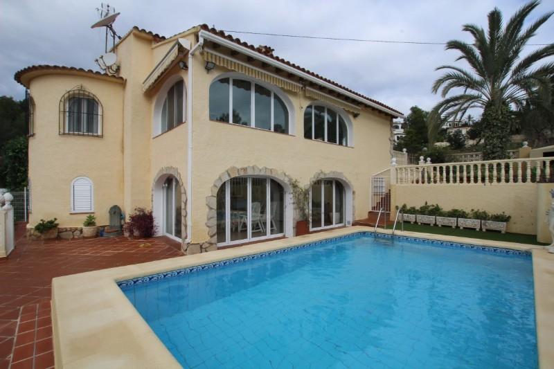 Villa  in Benissa, Costa Blanca (cbd1279) - 1