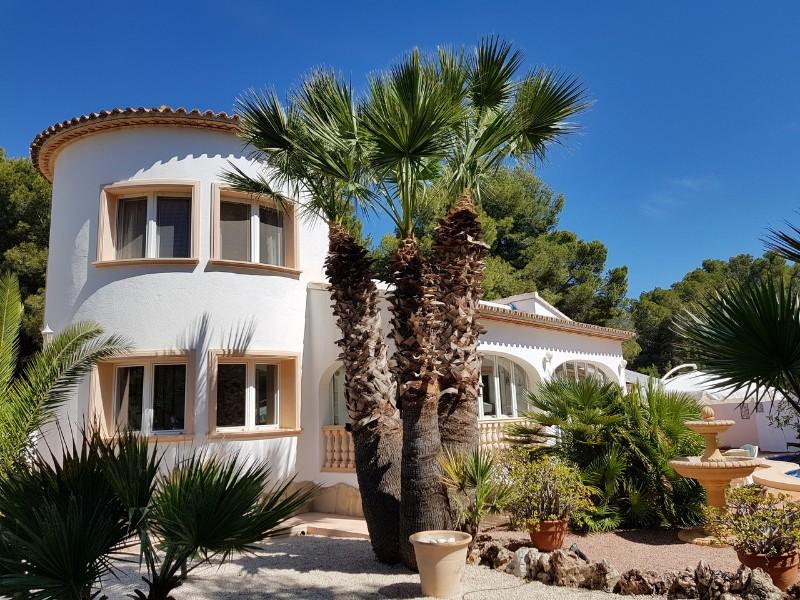 Villa  in Benissa, Costa Blanca (cbd1285x) - 1