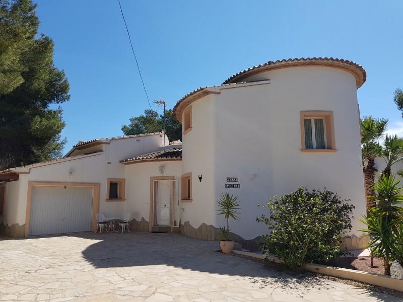 Villa  in Benissa, Costa Blanca (cbd1285x) - 3