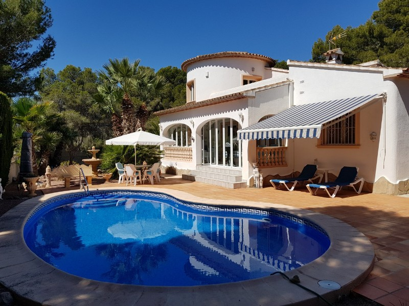 Villa  in Benissa, Costa Blanca (cbd1285x) - 2