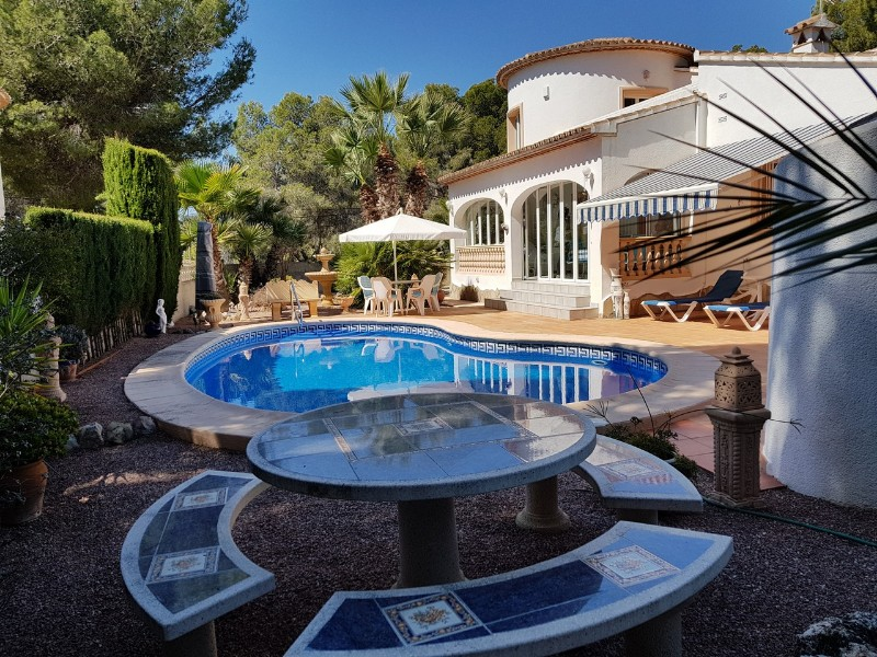 Villa  in Benissa, Costa Blanca (cbd1285x) - 32