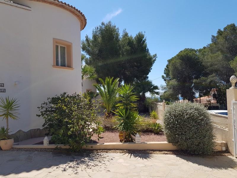 Villa  in Benissa, Costa Blanca (cbd1285x) - 34