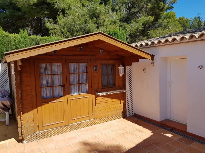 Villa  in Benissa, Costa Blanca (cbd1285x) - 35