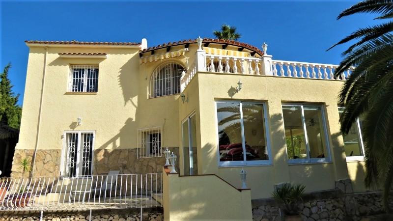 Villa  in Benissa, Costa Blanca (cbd1345x) - 4