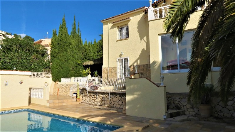 Villa  in Benissa, Costa Blanca (cbd1345x) - 30