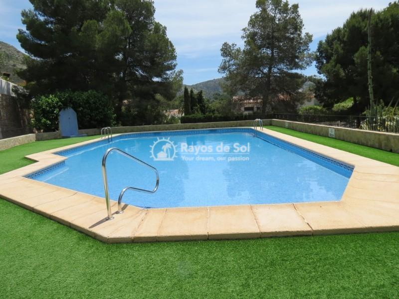 Villa  in Moraira, Costa Blanca (cbde1294) - 23