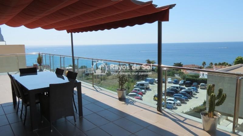 Apartment  in Calpe, Costa Blanca North (cbd1326) - 1