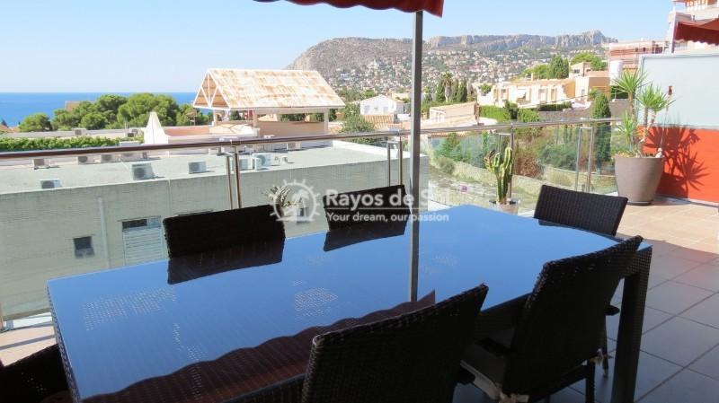 Apartment  in Calpe, Costa Blanca North (cbd1326) - 13