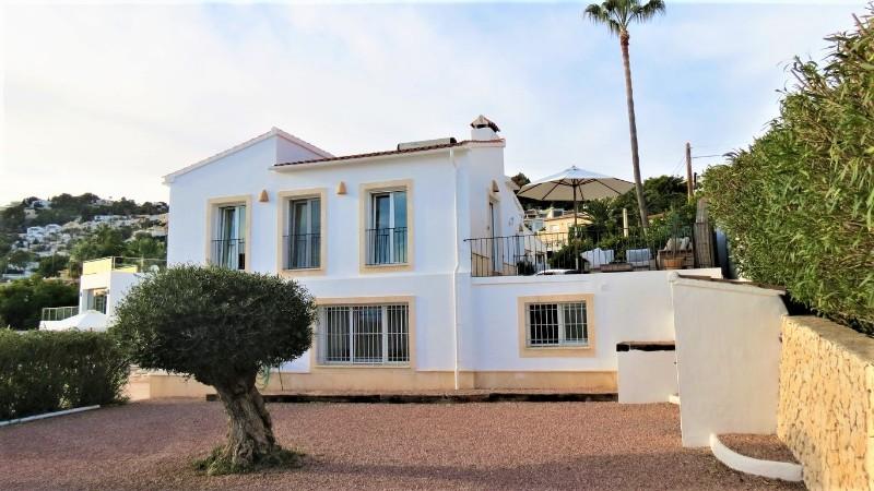 Villa  in Moraira, Costa Blanca (cbd1351) - 1