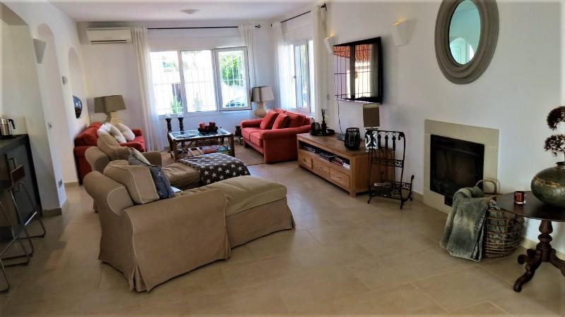 Villa  in Moraira, Costa Blanca (cbd1351) - 4