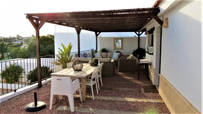 Villa  in Moraira, Costa Blanca (cbd1351) - 27