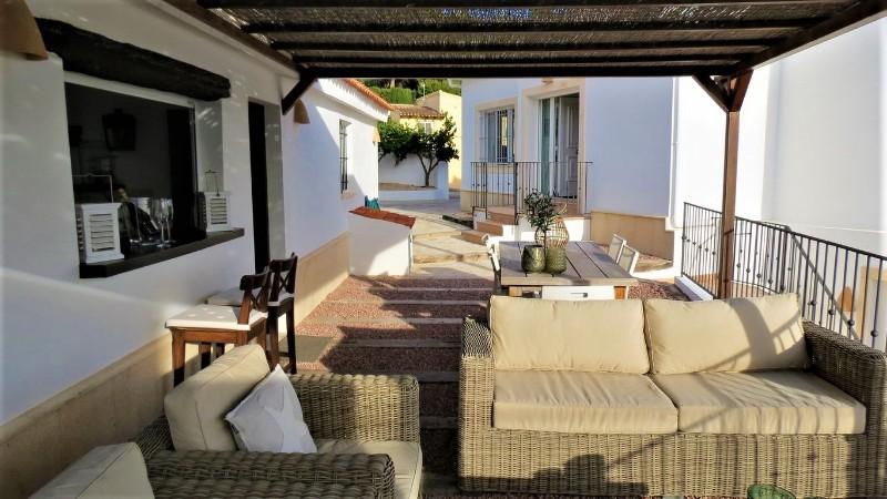 Villa  in Moraira, Costa Blanca (cbd1351) - 28