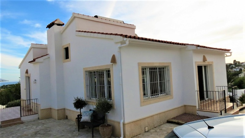 Villa  in Moraira, Costa Blanca (cbd1351) - 34