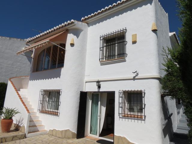 Villa  in Moraira, Costa Blanca (cbd1301) - 2