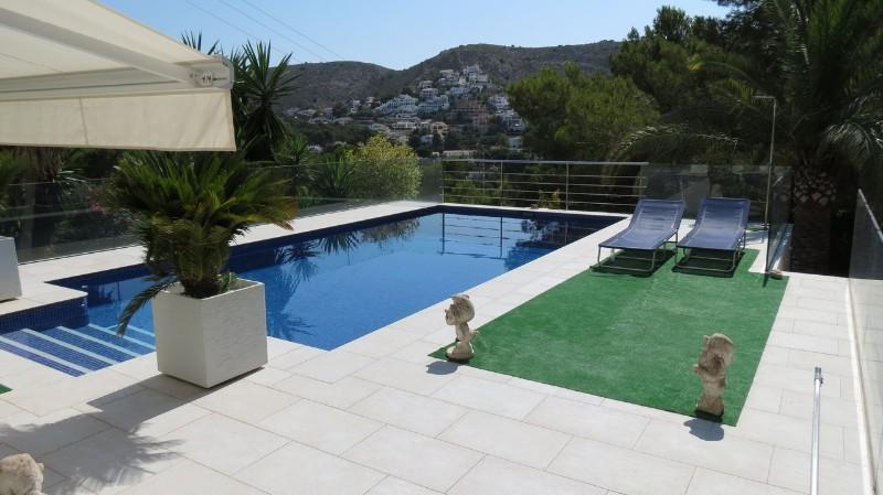 Villa  in Moraira, Costa Blanca (cbd1312) - 3