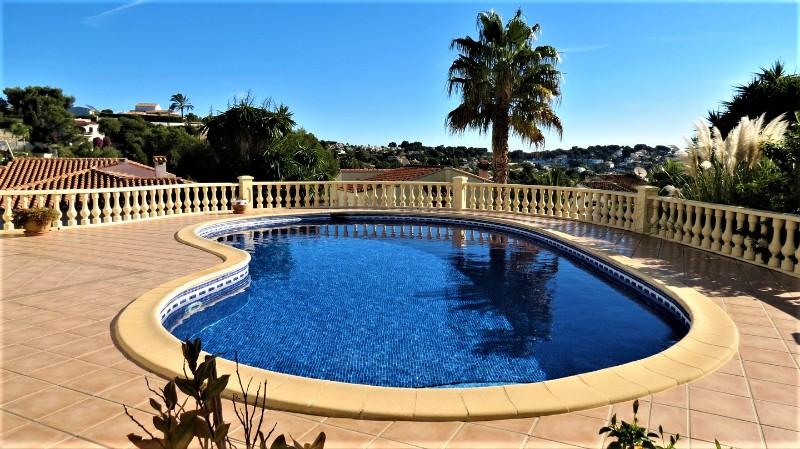 Villa  in Benissa, Costa Blanca (cbd1357x) - 2
