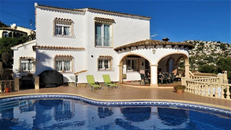 Villa  in Benissa, Costa Blanca (cbd1357x) - 1