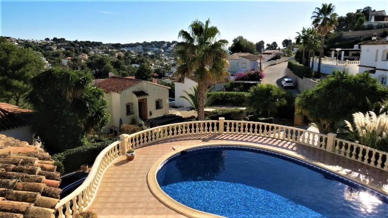Villa  in Benissa, Costa Blanca (cbd1357x) - 3