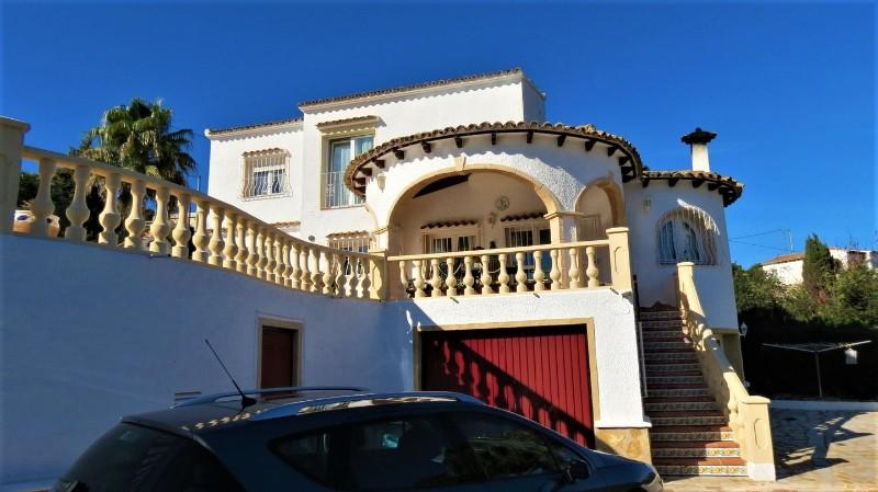 Villa  in Benissa, Costa Blanca (cbd1357x) - 36