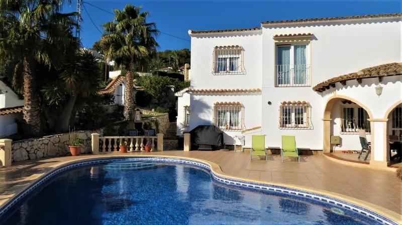 Villa  in Benissa, Costa Blanca (cbd1357x) - 37