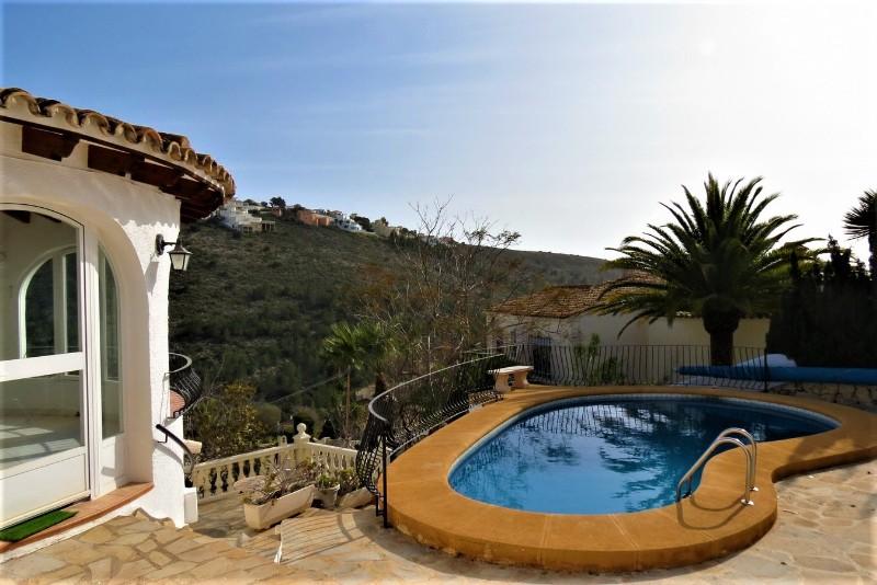 Villa  in Benitachell, Costa Blanca (cbd1359) - 2