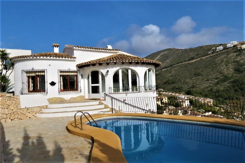 Villa  in Benitachell, Costa Blanca (cbd1359) - 1