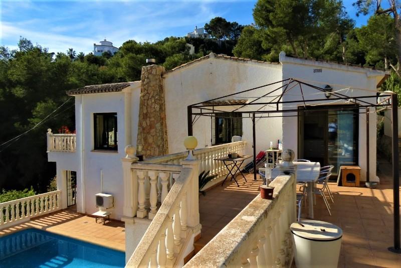 Villa  in Benissa, Costa Blanca (cbd1365x) - 2
