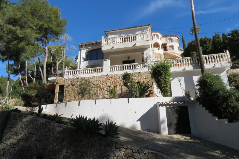 Villa  in Benissa, Costa Blanca (cbd1365x) - 1