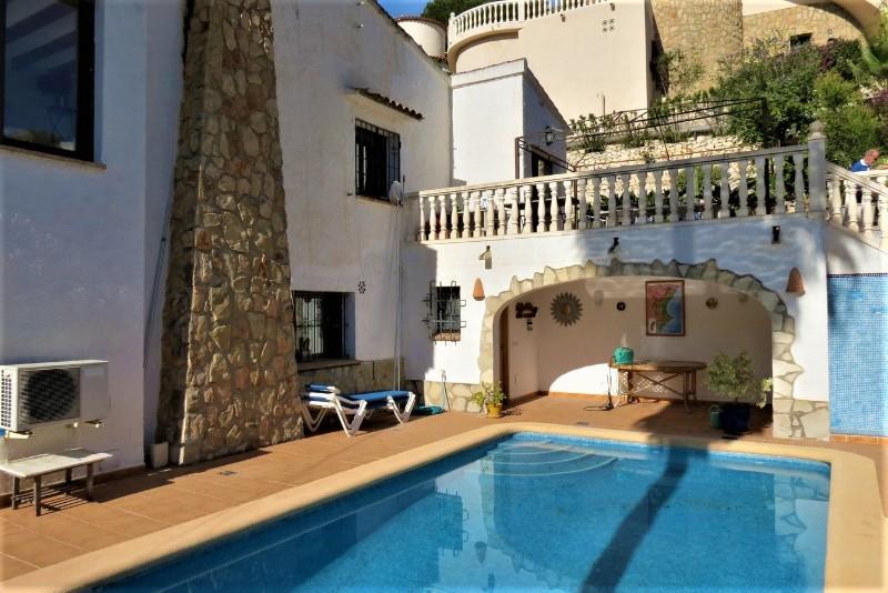 Villa  in Benissa, Costa Blanca (cbd1365x) - 4