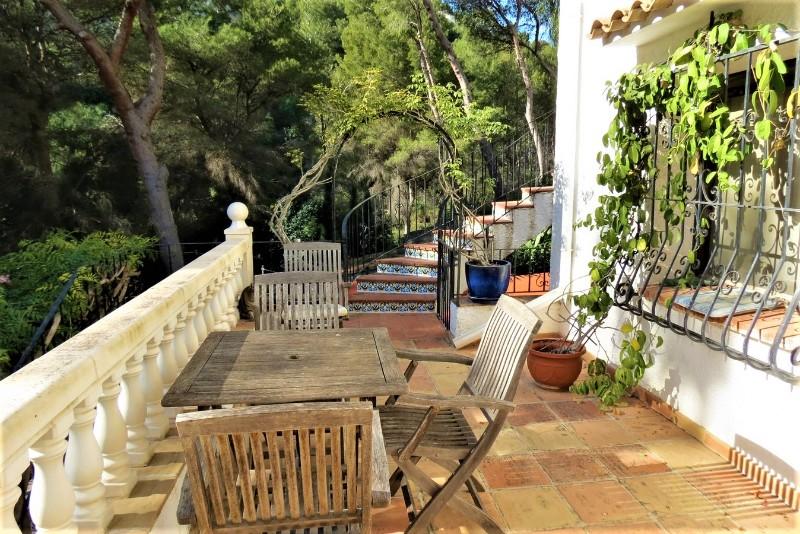 Villa  in Benissa, Costa Blanca (cbd1365x) - 27