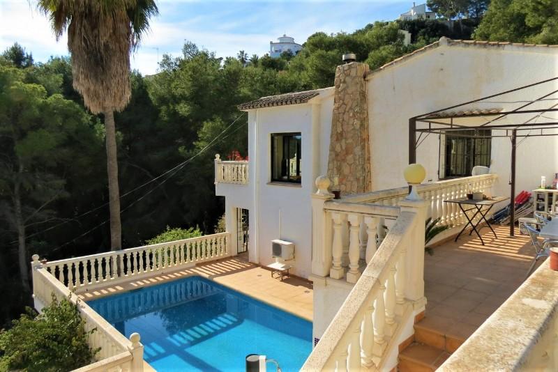 Villa  in Benissa, Costa Blanca (cbd1365x) - 40
