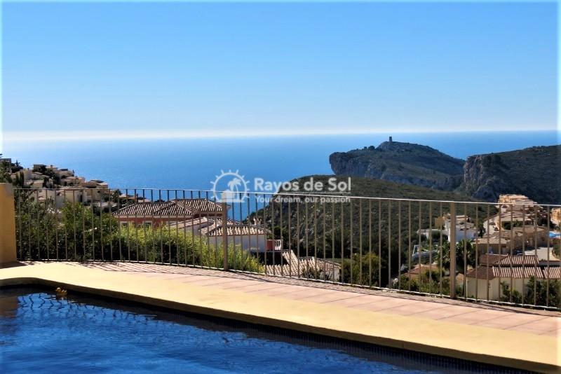Villa  in Cumbre Del Sol, Costa Blanca (cbd1366) - 5