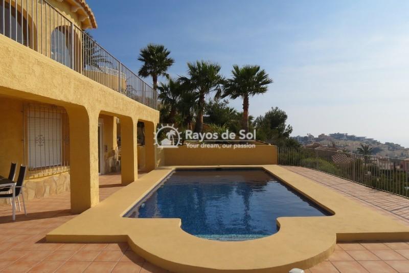 Villa  in Cumbre Del Sol, Costa Blanca (cbd1366) - 24