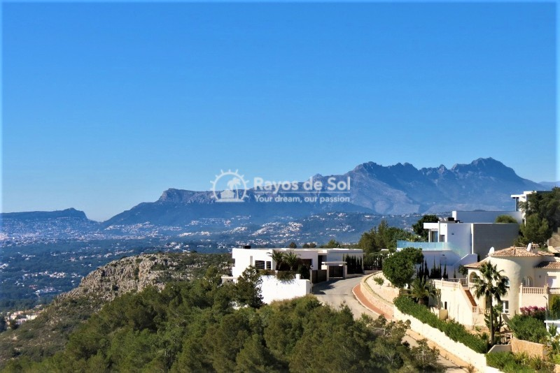 Villa  in Cumbre Del Sol, Costa Blanca (cbd1366) - 38