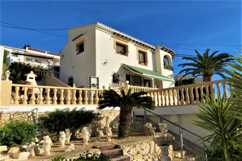 Villa  in Benissa, Costa Blanca (cbde1414) - 1