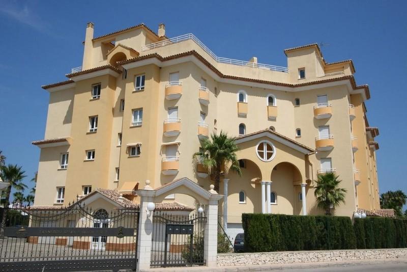 Apartment  in Oliva, Costa Blanca (cbde1373) - 2
