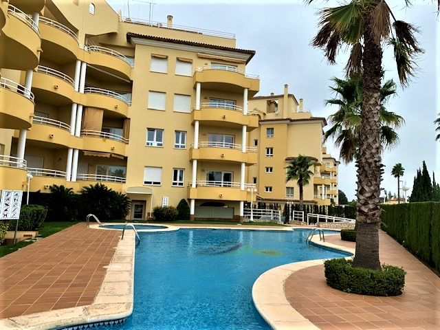Apartment  in Oliva, Costa Blanca (cbde1373) - 1
