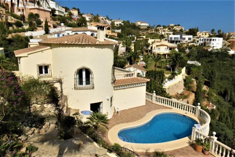 Villa  in Cumbre Del Sol, Costa Blanca (cbde1435) - 1