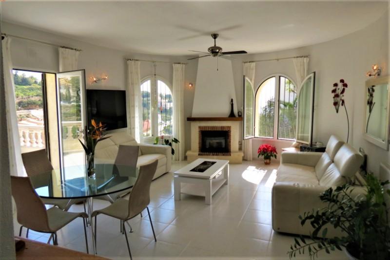 Villa  in Cumbre Del Sol, Costa Blanca (cbde1435) - 5